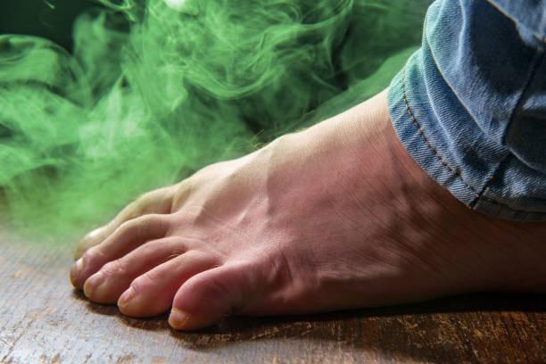 pieds malodorants Caball'O